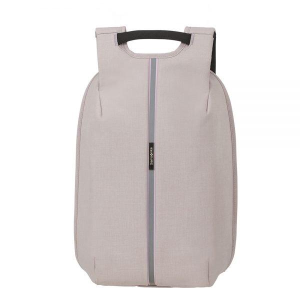 Samsonite Securipak S Laptop Backpack 14.1'' stone grey backpack