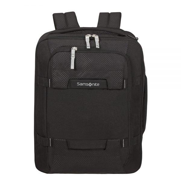 Samsonite Sonora 3-Way Shoulder Bag Exp black backpack