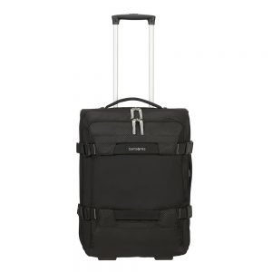 Samsonite Sonora Duffle/Wheels 55 black Handbagage koffer Trolley