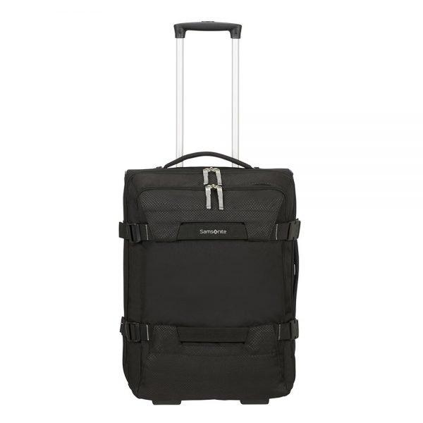 Samsonite Sonora Duffle/Wheels 55 black Handbagage koffer Trolley