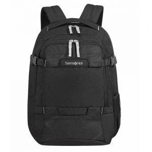 Samsonite Sonora Laptop Backpack L Exp black backpack