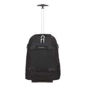 Samsonite Sonora Laptop Backpack/Wheels 55 black backpack