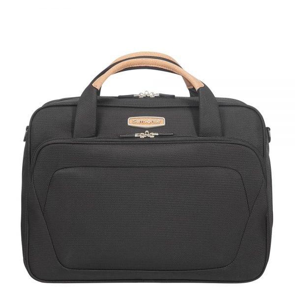 Samsonite Spark SNG Eco Schoulder Bag eco black Damestas