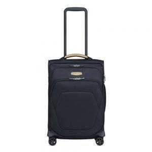 Samsonite Spark SNG Eco Spinner 55/35 eco blue Zachte koffer