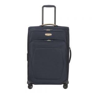 Samsonite Spark SNG Eco Spinner 67 Expandable eco blue Zachte koffer
