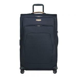 Samsonite Spark SNG Eco Spinner 79 Expandable eco blue Zachte koffer