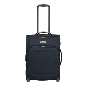 Samsonite Spark SNG Eco Upright 55 Expendable eco blue Zachte koffer