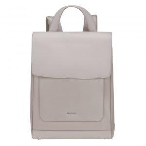 Samsonite Zalia 2.0 Backpack Flap 14.1'' stone grey backpack