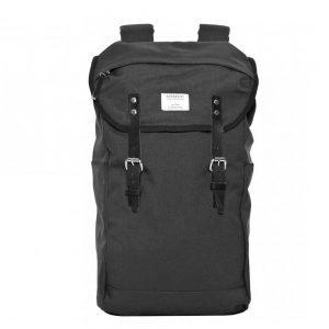 Sandqvist Hans Backpack dark grey backpack