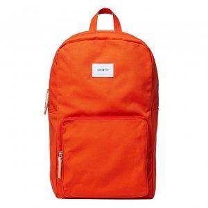 Sandqvist Kim Backpack poppy red backpack