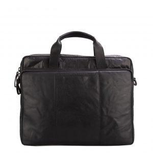 Spikes & Sparrow Briefcase black
