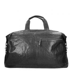 Spikes & Sparrow Bronco Travelbag black Weekendtas