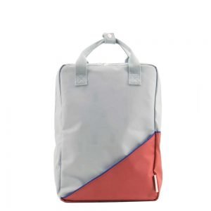 Sticky Lemon Original Backpack Large faded red / powder blue Kindertas