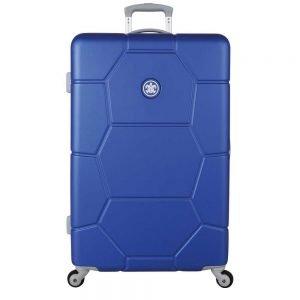SuitSuit Caretta Evergreen Trolley 76 dazzling blue Harde Koffer