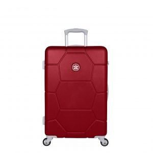 SuitSuit Caretta Trolley 65 red cherry Harde Koffer