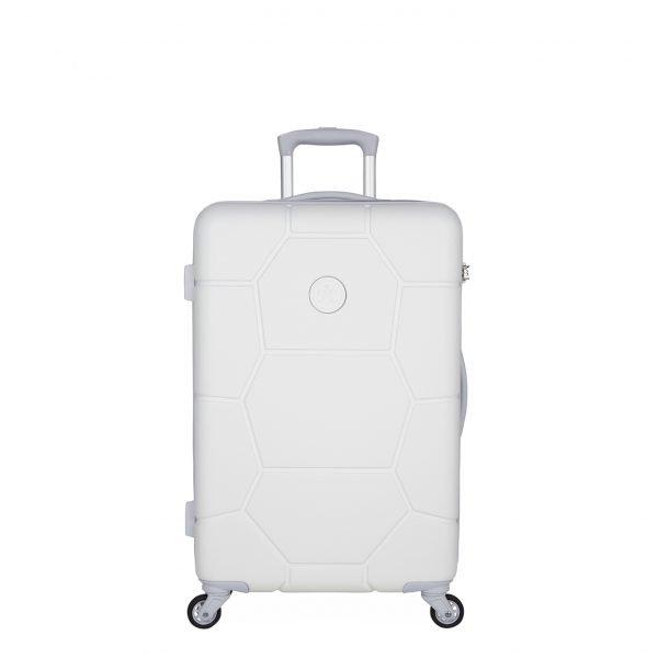 SuitSuit Caretta Trolley 65 whisper white Harde Koffer