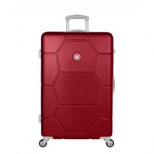 SuitSuit Caretta Trolley 76 red cherry Harde Koffer