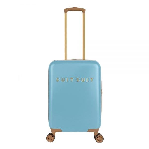SuitSuit Fab Seventies Handbagage Trolley 55 reef water blue Harde Koffer