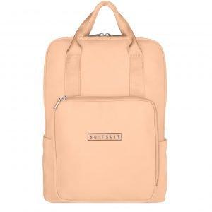 SuitSuit Natura Laptop Rugtas apricot backpack