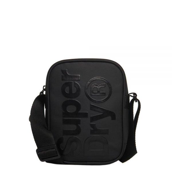 Superdry Side Crossbody Bag black