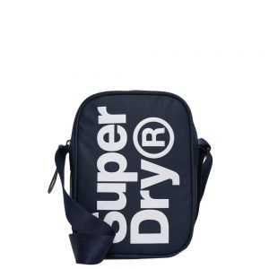 Superdry Side Crossbody Bag navy