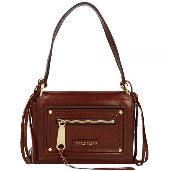 The Bridge Consuma Ladies Handbag brown Damestas