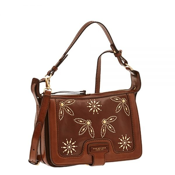 The Bridge Giglio Shoulderbag brown Damestas