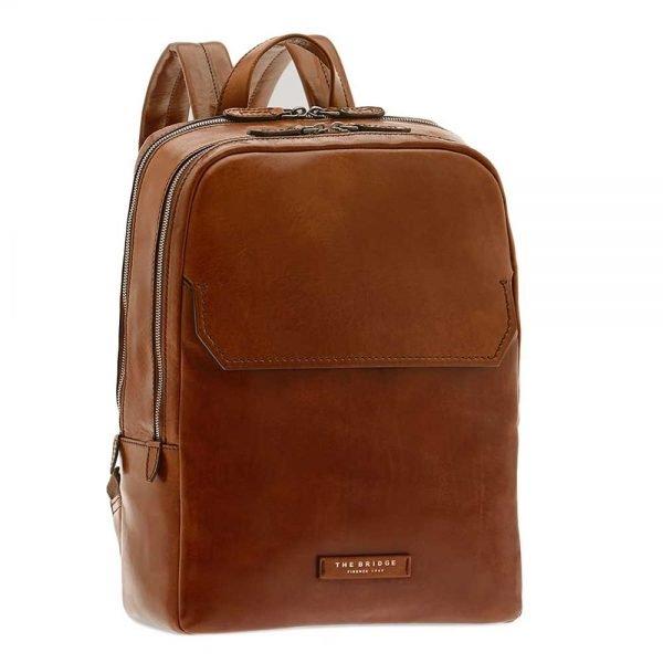 The Bridge Williamsburg Backpack brown backpack