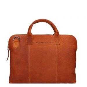 The Chesterfield Brand Cardiff Laptopbag cognac