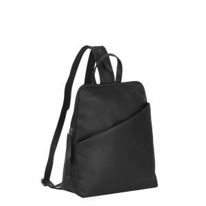 The Chesterfield Brand Claire Backpack black Damestas