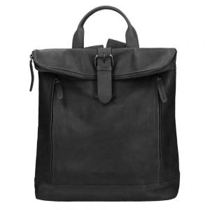 The Chesterfield Brand Dali Backpack black Damestas
