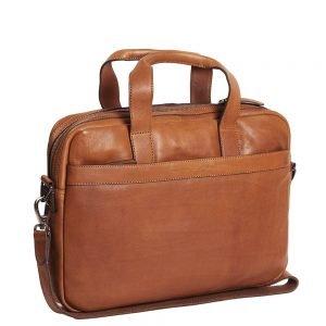 The Chesterfield Brand Dean Laptop Bag cognac