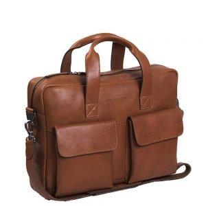 The Chesterfield Brand Ethan Laptop Bag cognac
