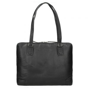 The Chesterfield Brand Flint Shoulderbag Large black