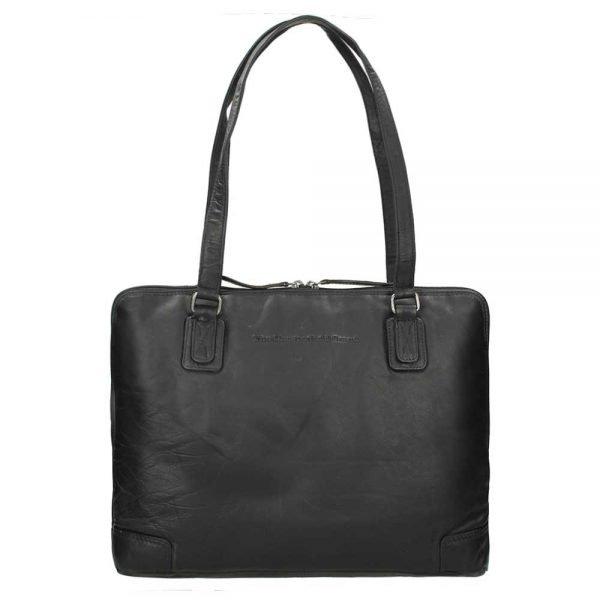 The Chesterfield Brand Flint Shoulderbag Large black