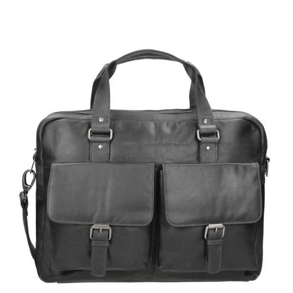 The Chesterfield Brand George Shoulderbag black