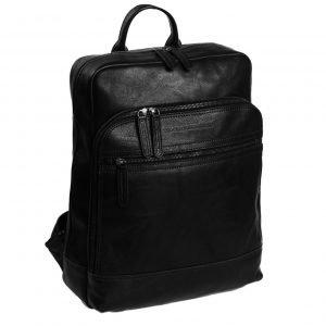 The Chesterfield Brand Hayden Laptop Backpack black backpack