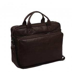 The Chesterfield Brand Jackson Laptoptas brown