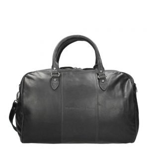 The Chesterfield Brand Liam Travelbag black Weekendtas