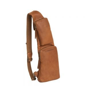 The Chesterfield Brand Logan Crossbody Rugzak cognac Herentas