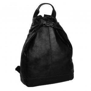 The Chesterfield Brand Manchester Backpack black Damestas