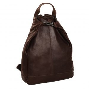 The Chesterfield Brand Manchester Backpack brown Damestas