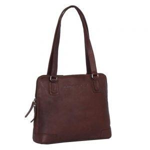 The Chesterfield Brand Manon Schoudertas S brown Damestas