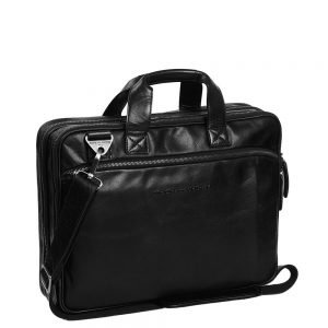 The Chesterfield Brand Manuel Laptop Bag black