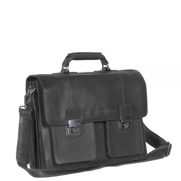 The Chesterfield Brand Mario Shoulderbag black