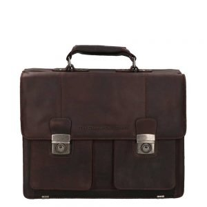 The Chesterfield Brand Mario Shoulderbag brown