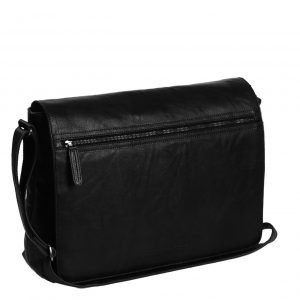 The Chesterfield Brand Marley Laptop Shoulderbag black