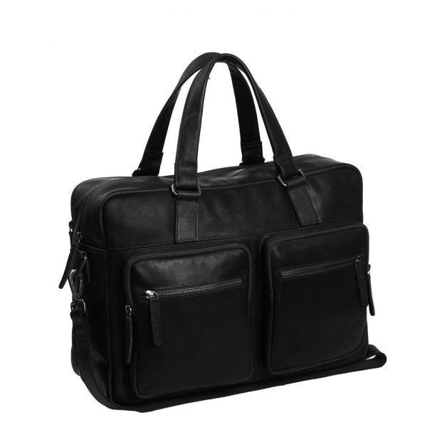 The Chesterfield Brand Misha Laptoptas black