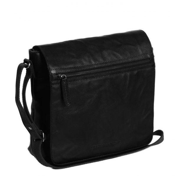 The Chesterfield Brand Parker Shoulderbag black Herentas