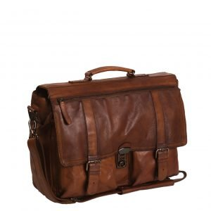 The Chesterfield Brand Quinten Laptopbag cognac